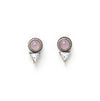 Lover's Tempo Dial Post Stud Earrings