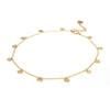 Lover's Tempo Fools Gold Choker Necklace