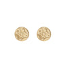 Galaxy Gold Earrings Set