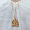 Goddess Charms Creativity Goddess Necklace