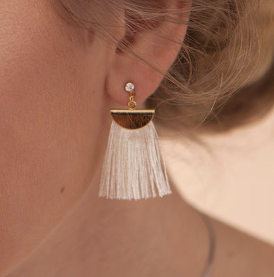 Joni Tassel Earrings