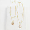 Lover's Tempo Mirage Shell Layered Necklace