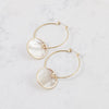 Lover's Tempo Mirage Hoop Earrings
