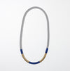 Pichulik Royal Blue Bells Statement Necklace