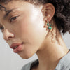 Pichulik Garland Hoops Malachite