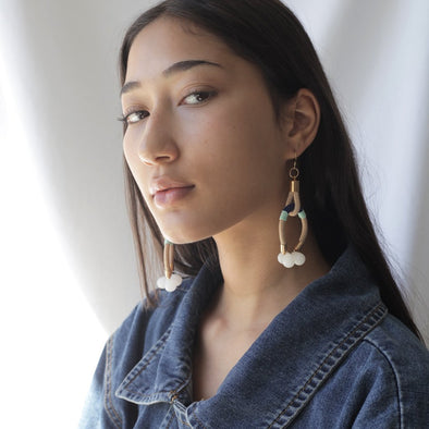 Pichulik Verano Statement Earrings