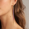 Sarah Cavender Spike Earrings