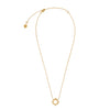 Wanderlust + Co Sunseeker Gold Necklace
