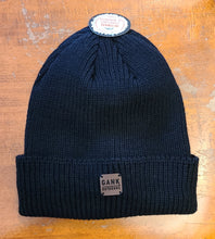 Load image into Gallery viewer, Gank outdoors fireside beanie black