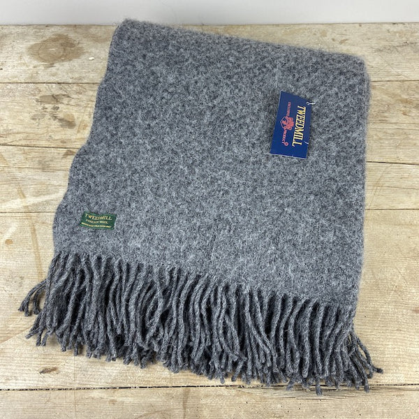 Lifestyle Wafer Throw - Slate