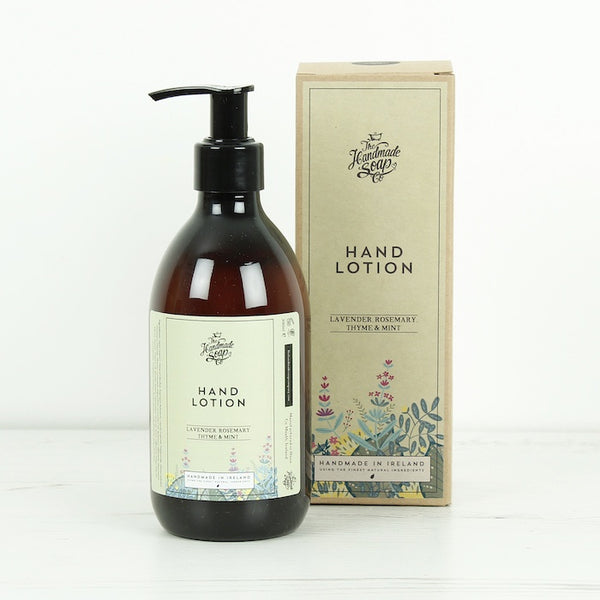 Lavender, Rosemary, Thyme & Mint - Hand Lotion 300ml