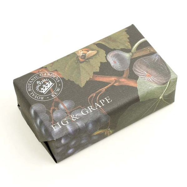 Kew Garden Soap 240g - Fig & Grape