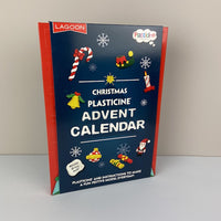 Plasticine Advent Calendar