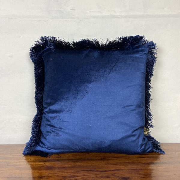 Lexi Cushion - Royal Blue