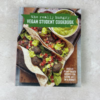 Really Hungry Vegan Student Cookbook