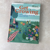 Get Growing: A Family Guide (Rhs)