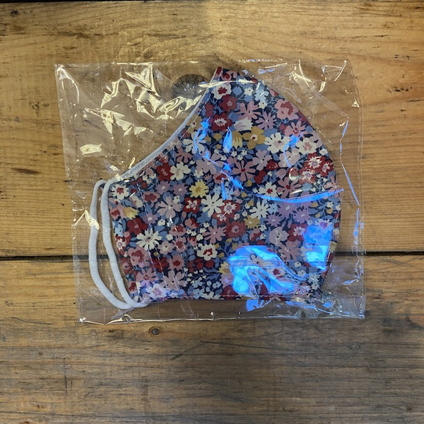 Fabric Face Mask - Ditsy Floral