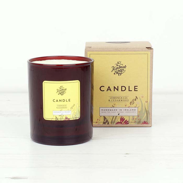 Lemongrass & Cedarwood - Candle 180g