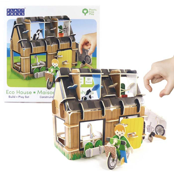 Eco House Playset