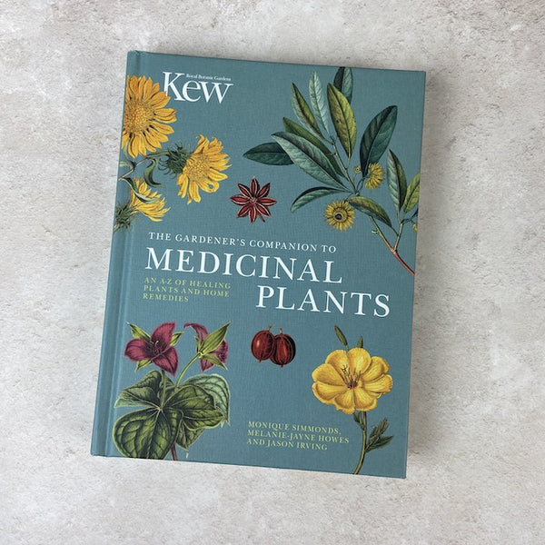 Gardeners Companion To Medicinal Plants