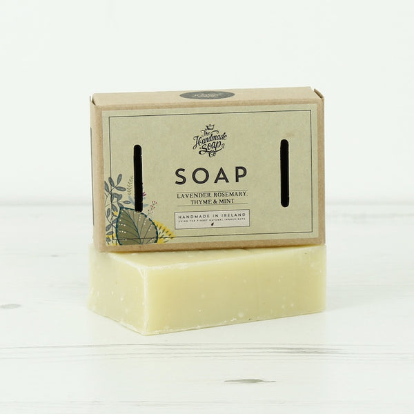 Lavender, Rosemary, Thyme & Mint - Soap 160g