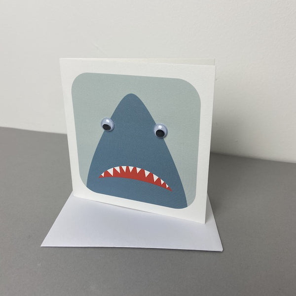 SC Card - Sherman Shark