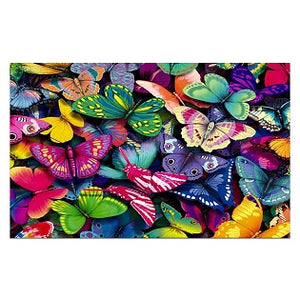 FULLY BEADED! BUTTERFLY CLUSTER 40*50cm