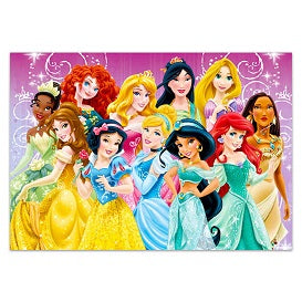 FULLY BEADED! DISNEY PRINCESSES 45*60cm