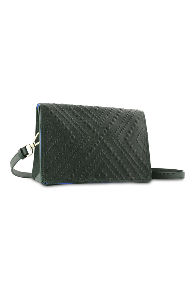 Cross Body Bag Amhara Scars Jade