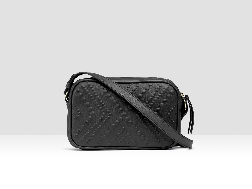 Cross Body & Clutch Bag Nakua Black