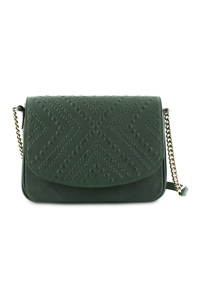 Shoulder cross body bag Hunter Jade