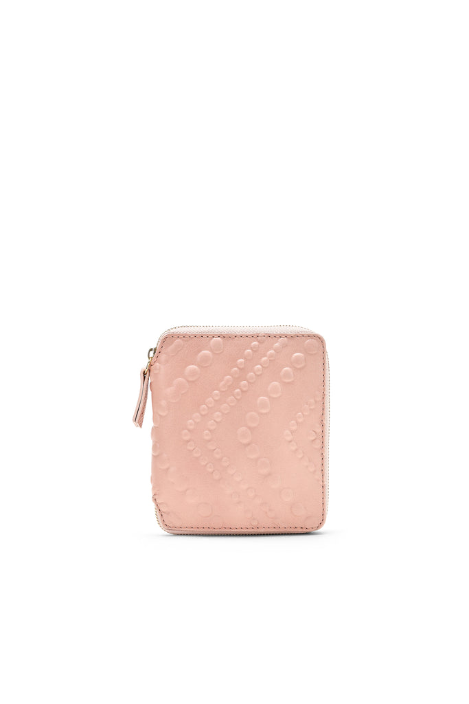 Zip Wallet Isab Scars Pink
