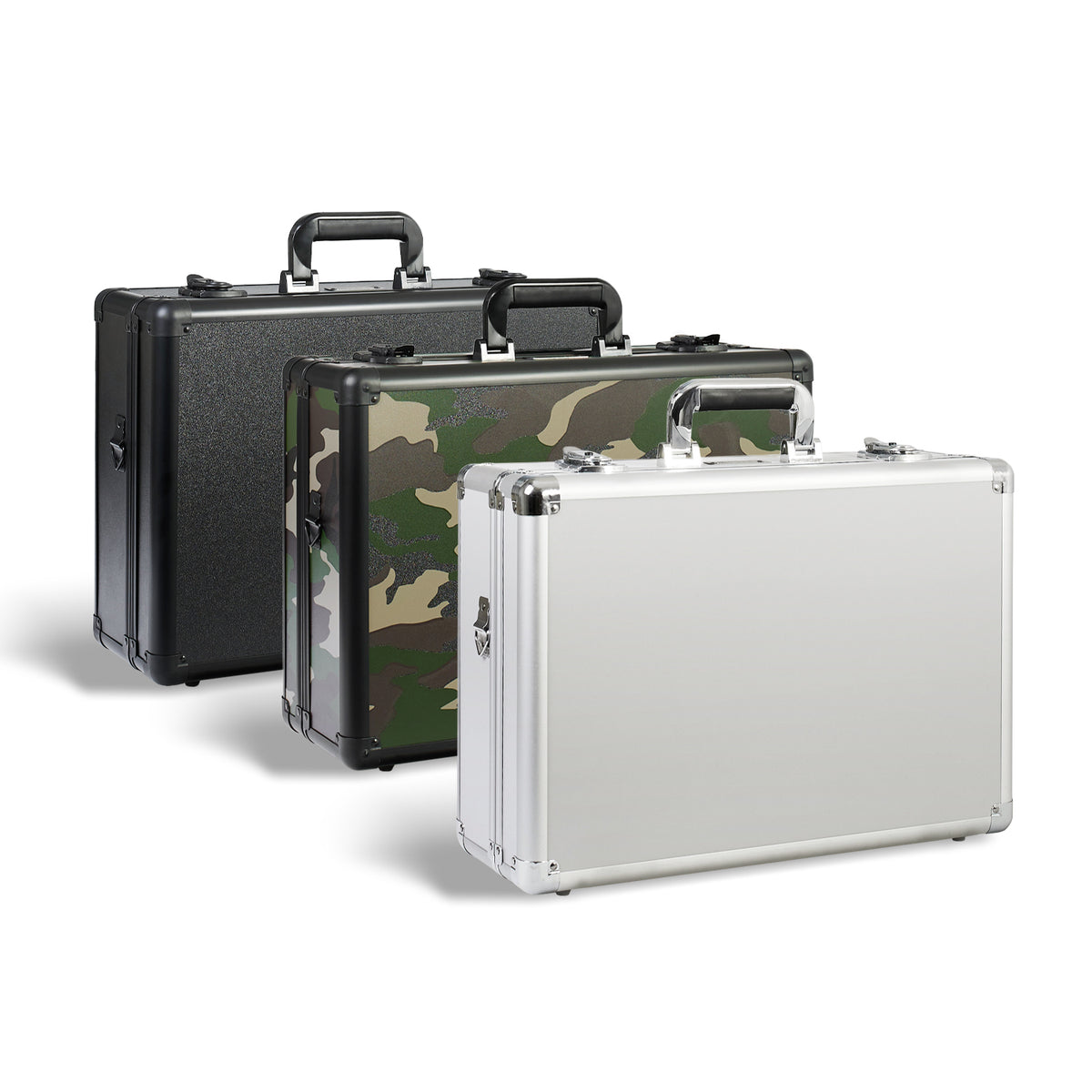 iHip: Portable Entertainment. Zeikos Deluxe Hard-Shell Protective Versatile Storage Case. Use for cameras, equipment, gaming consoles, guns, travel gear, trading cards, carryons, air-travel, road trips, and more!