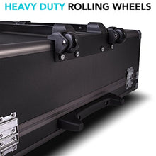 Load image into Gallery viewer, Zeikos | ZE-HC52 Deluxe Large Hard Rolling Protective Storage Case