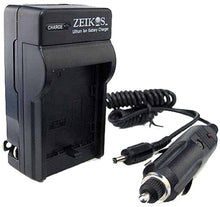 Load image into Gallery viewer, Zeikos ZE-SNUNV2 Universal 1 Hour Quick Battery Charger for Sony NPFM-500/500H, NP-FM50/FM70/FM90, NP-QM51/QM71/QM91, NPF-960 & NP-FH70/FH100' - iHip