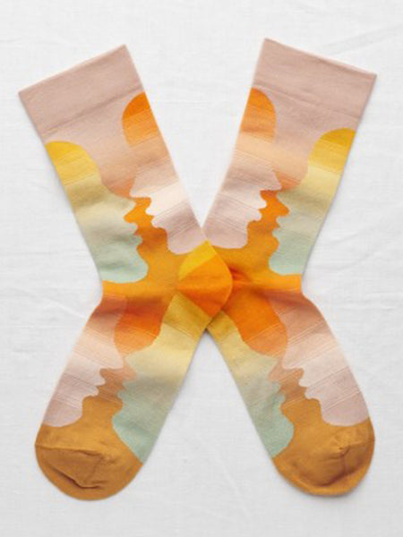 Bonne Maison Multi Face Socks