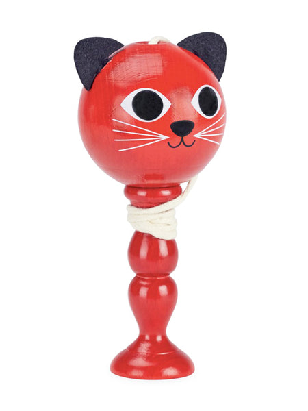 Cat Cup and Ball Game