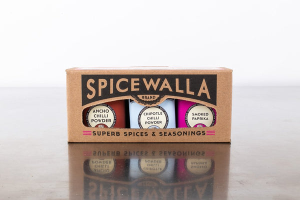 Spicewalla 3 Pack Chilli Collection