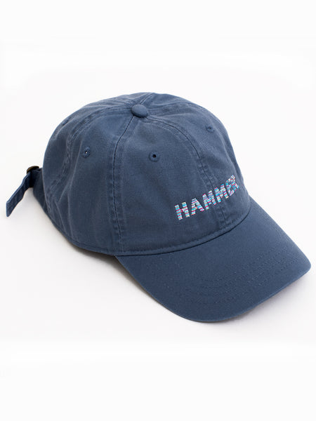 Hammer Hat Columbia Blue Multi