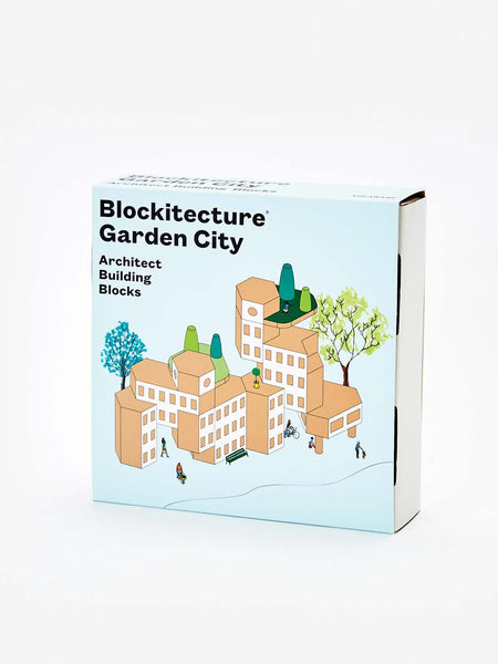 Blockitecture: 10pc Garden City
