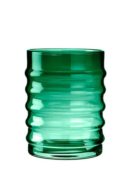 Louise Roe: Willy Vase Green