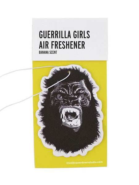 Guerrilla Girls: Air Freshener