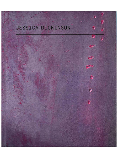 Jessica Dickinson: Under | Press. | With-This | Hold- | Of-Also | Of/How | Of-More | Of:Know