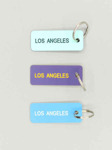 Los Angeles Keychain