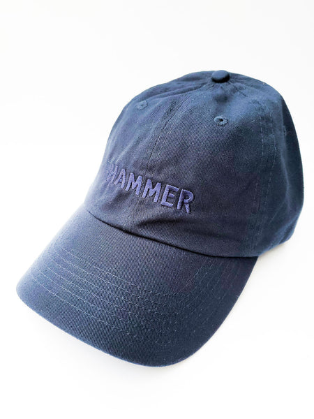 Hammer Hat Navy with Navy