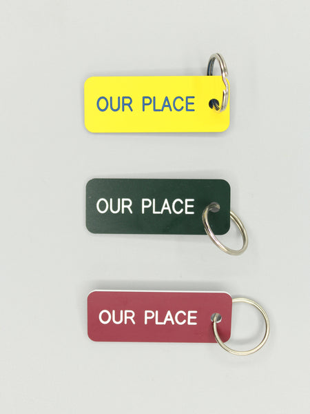 Our Place Keychain