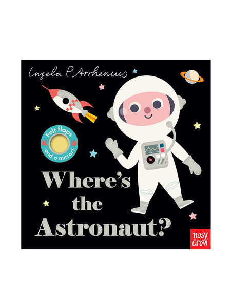 Where's the Astronaut?