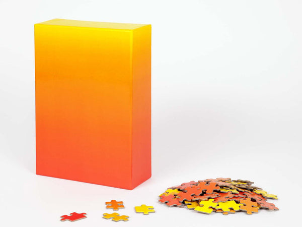Gradient Puzzle Red/yellow