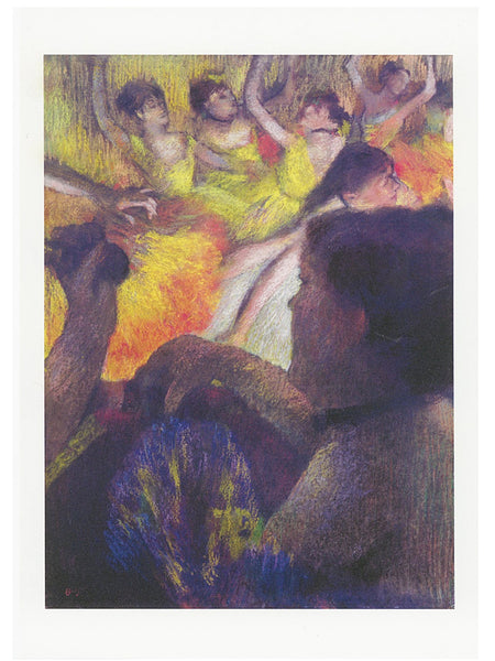 AHC Postcard Degas: Theater Box