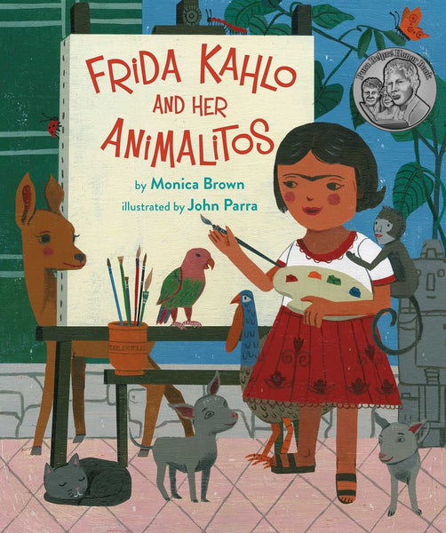 Frida Kahlo & Her Animalitos